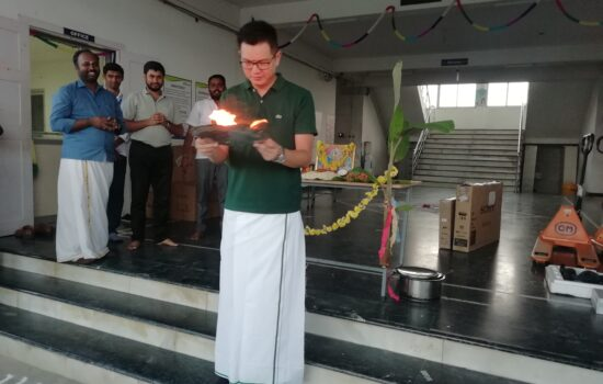 Uplus Ayudha Pooja Celebration 2019